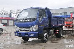 福田 时代金刚2 82马力 4X2 2.81米自卸车(BJ3042D9JBA-FA) 卡车图片