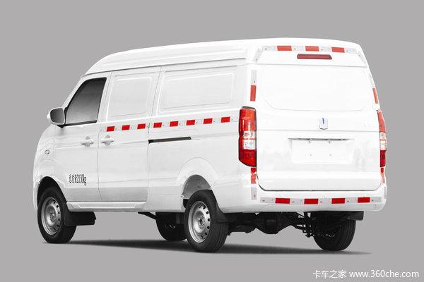 优惠0.6万远程E5L电动封闭厢货促销中