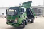 重汽王牌 7系 116马力 4X2 3.6米自卸车(速比5.286)(CDW3040A1Q5)