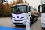 陕汽重卡 德龙M6000 350马力 8X4 运油车(SHN5320GYYVR6269)