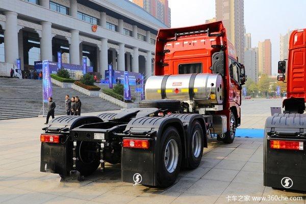 降价促销陕汽德龙X3000牵引车仅售45万