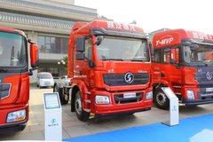 陕汽重卡 德龙新M3000 标柜版 340马力 4X2 牵引车(10挡)(SX4180MB1B) 卡车图片