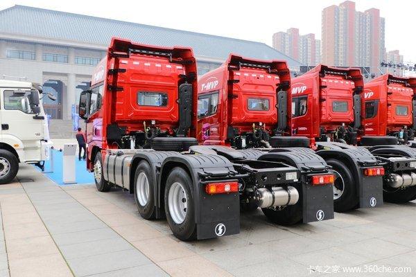 降价促销德龙X5000牵引车仅售41.50万