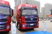 陕汽重卡 德龙X5000 550马力 6X4牵引车(国六)(SX4259XD4Q1)