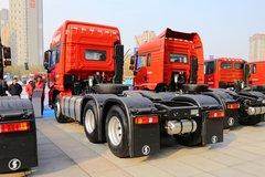 陕汽重卡 德龙X3000 钜惠版 460马力 6X4牵引车(带取力器)(SX4250XC4Q)