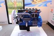 潍柴WP10.5HNG410E60 410马力 10.5L 国六 天然气发动机