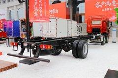 陕汽重卡 德龙L3000 旗舰版 270马力 6X2 载货车底盘(国六)(SX12599L569) 卡车图片