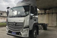 福田 欧航R系(欧马可S5) 220马力 6.8米排半厢式载货车(国六)(BJ5186XXY-1M)