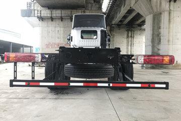 福田 欧航R系(欧马可S5) 220马力 6.8米排半厢式载货车(国六)(BJ5186XXY-1M)图片