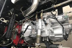 福田 欧马可S5系 220马力 6.8米排半厢式载货车(国六)(BJ5186XXY-1M) 卡车图片
