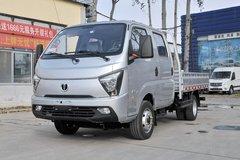 飞碟缔途 DX 尊享版 1.9L 102马力 3.02米双排栏板微卡(FD1042R66K5-3) 卡车图片