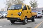 飞碟缔途 DX 110马力 4X2 2.7米双排自卸车(FD3041R66K5-2)