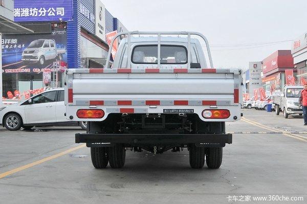 降价促销温州缔途GX载货车仅售5.98万