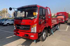 唐骏欧铃 T7系列 130马力 5.33米排半栏板载货车(ZB1120UPF5V) 卡车图片