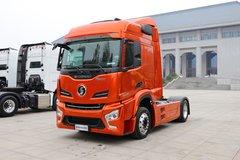 陕汽重卡 德龙H6000 430马力 4X2牵引车(国六) 卡车图片
