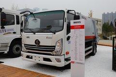 陕汽 德龙K3000 140马力 4X2 3T压缩垃圾车(金鸽牌)(YZT5080ZYSYTE6)