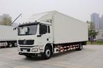 陕汽重卡 德龙L3000 270马力 4X2 9.8米厢式载货车(SX5180XXYLB721)图片