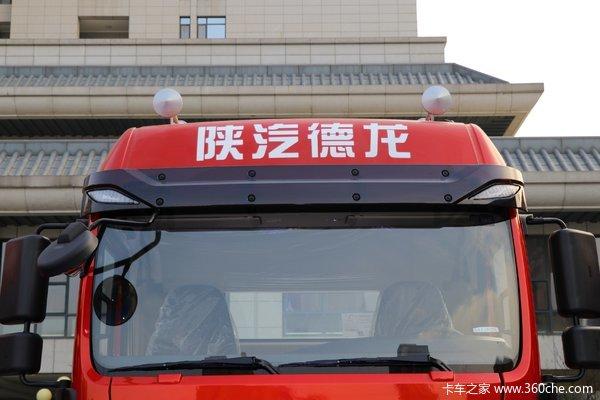 降价促销德龙新M3000牵引车仅售33万
