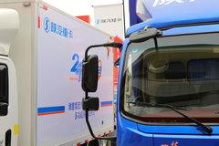 陕汽轻卡 德龙K3000 130马力 4.18米单排厢式轻卡(宽体)(YTQ1080EH333) 卡车图片
