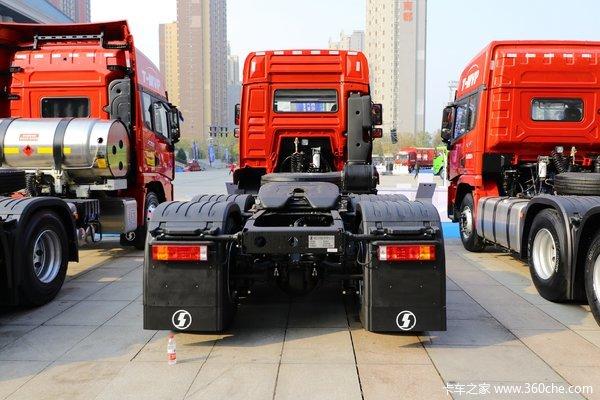 降价促销鄂尔多斯德龙新M3000牵引车仅售32.96万