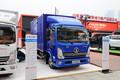 陕汽轻卡 德龙K3000 130马力 4.18米单排厢式轻卡(宽体)(YTQ1080EH333)