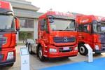 陕汽重卡 德龙新M3000 轻量化版 430马力 6X4牵引车(SX4250MC4)图片