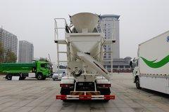 陕汽重卡 德龙新M3000 8X4 新能源混凝土搅拌车(SX5310GJBMY306N1)