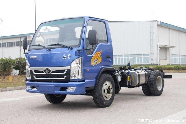 降价促销豪曼H3自卸车仅售7.80万