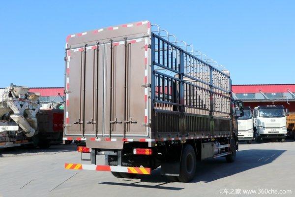 优惠0.4万解放J6L载货车240马力促销中