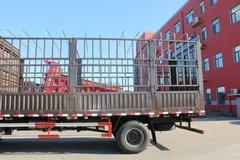 一汽解放 J6L中卡 质惠版 240马力 4X2 6.75米仓栅式载货车(CA5180CCYP62K1L4A1E5)