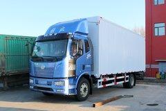 一汽解放 J6L中卡 质惠版 180马力 6.8米翼开启厢式载货车(CA5160XYKP62K1L4E5) 卡车图片