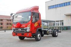 中国重汽 豪曼H3 先锋版 160马力 4X2 4.165米单排厢式轻卡(ZZ5048XXYF17EB6)