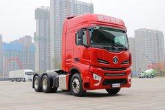 陕汽重卡 德龙X6000 490马力 6X4牵引车(国六) 卡车图片