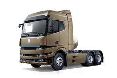 吉利远程 M100重卡 430马力 6X4 LNG牵引车(DNC4250GNK6) 卡车图片