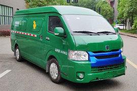 吉利远程 E6 5.45米纯电动邮政车(续航233km)50.37kWh