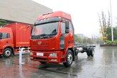 一汽解放 J6L中卡 2019款 领航版 220马力 4X2 6.75米栏板载货车(CA1180P62K1L4E5)