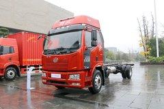 一汽解放 J6L中卡 2019款 领航版 220马力 4X2 6.75米栏板载货车(CA1180P62K1L4E5) 卡车图片