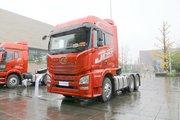 青岛解放 JH6重卡 领航版 550马力 6X4 牵引车(CA4250P25K25T1E5A80)