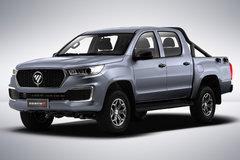 福田 拓陆者驭途8 2020款 精英型 2.0T柴油 163马力 两驱 标轴双排皮卡(国六) 卡车图片