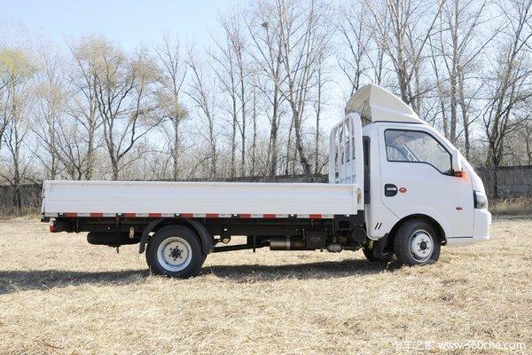 东风途逸 T5 1.5L 110马力 3.7米单排厢式小卡(EQ5031XXY15QEAC)