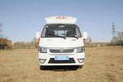 东风途逸 T5 1.6L 122马力 汽油 3.7米单排仓栅式小卡(国六)(EQ5032CCY16QEAC)