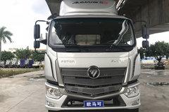 福田 欧航R系(欧马可S5) 168马力 4X2 平板运输车(BJ5186TPB-A1)