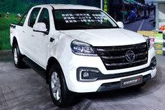 福田 拓陆者胜途7 2020款 精英型 2.0T柴油 163马力 两驱 标轴双排皮卡(国六) 卡车图片