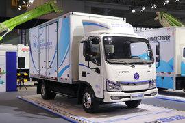 福田 欧马可智蓝 4.14米单排纯电动厢式微卡81.14kWh