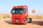 青岛解放 JH6重卡 领航版 460马力 6X4 CNG牵引车(国六)(CA4250P25K15T1NE6A80)