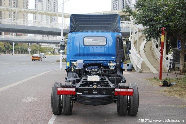 降价促销虎V5.2米载货车仅售14.10万