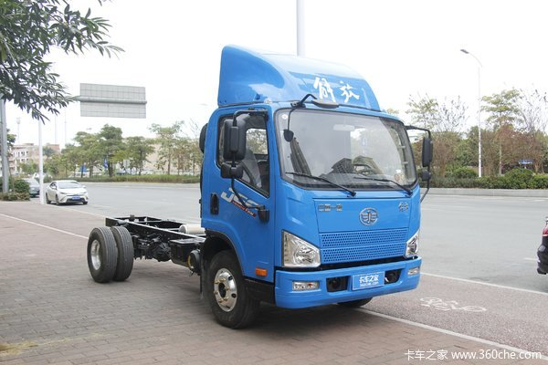 优惠3.5万泉州启新解放J6F载货车促销中