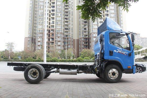 降价促销J6F载货车仅售8.95万