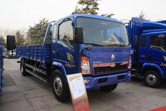 中国重汽HOWO 悍将 140马力 4X2 栏板载货车(ZZ1167G5215C1) 卡车图片