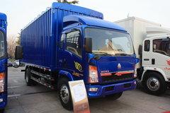 中国重汽HOWO 悍将 140马力 4X2 厢式载货车(ZZ5167CPYG4715C1) 卡车图片